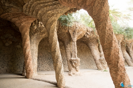 <p>Park Guell</p>